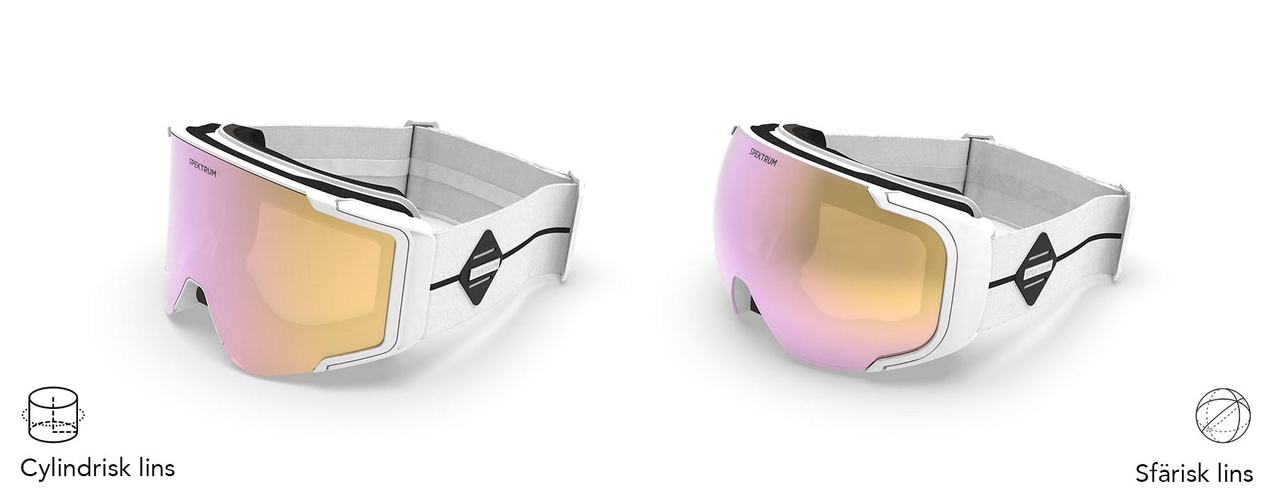 Spektrum goggles alpingaraget